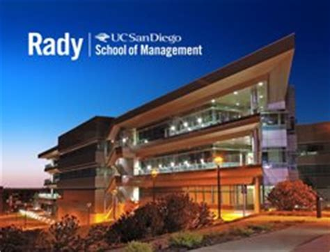 Ucsd Rady Mba Cost rady school flexmba information session august 8 2012