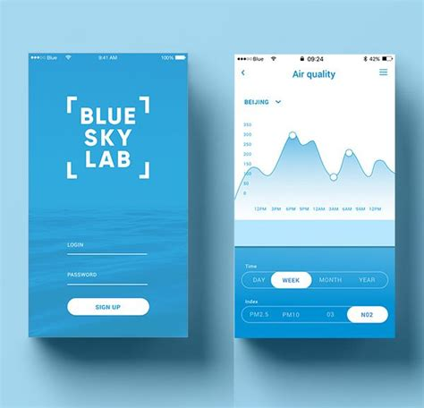 app ui ux and mobile ui on pinterest modern mobile app ui design with amazing user experience