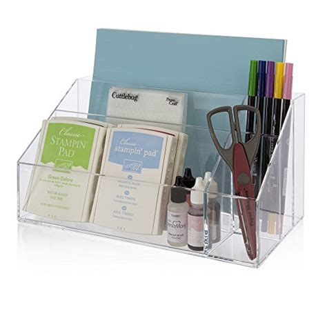 acrylic desk organizers sale acrylic accessories organizer for office desk