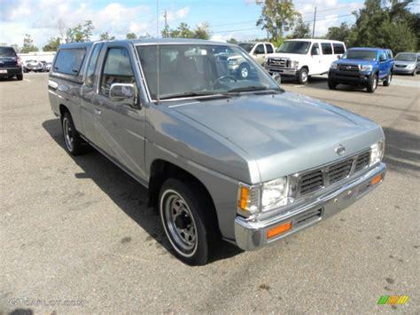 gray nissan truck 1993 platinum metallic nissan hardbody truck extended cab