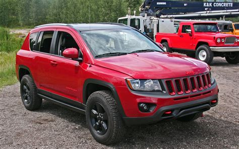 Jeep Compass Custom Compass Jeep Compass Tuning Suv Tuning