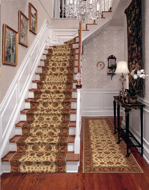 Stair Runner Rug Palace Garden Pg 10 Ivory Carpet Stair Runner