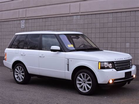 luxury land rover used 2012 land rover range rover sc at auto house usa saugus