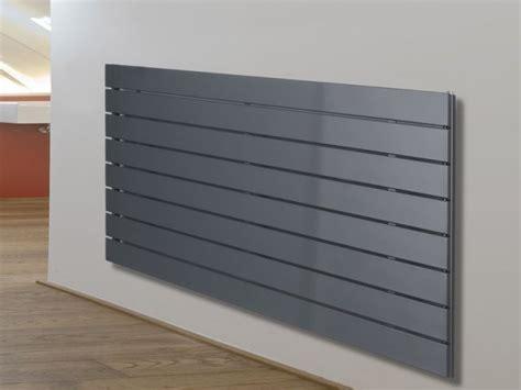 Thin Wall Radiators Panio Horizontal Flat Panel Designer Radiator Agadon