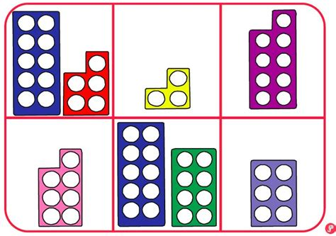 printable numicon number cards 0 20 numicon number bingo boards free resource