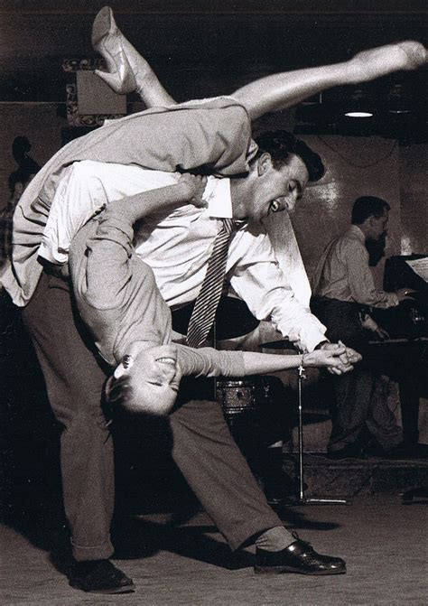 past of swing the history of swing dance