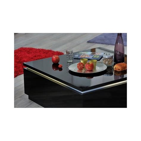 coffee tables with led lights electra black high gloss coffee table with led lights