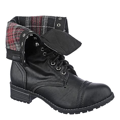 mens fold combat boots shiekh oralee s s black fold combat boot