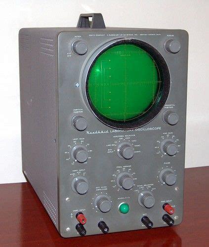 Kaos Supreme 97 oscilloscope heathkit model o 12 heathkit