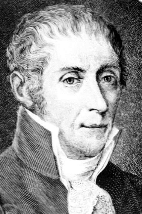 Alessandro Volta - první zdroj elektrického napětí (Voltův