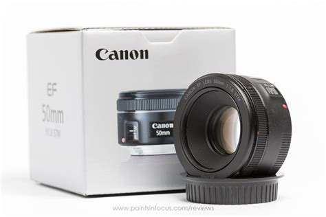 Lensa Canon Ef 50mm F 1 8 Stm Murah canon ef 50mm f 1 8 stm review points in focus photography