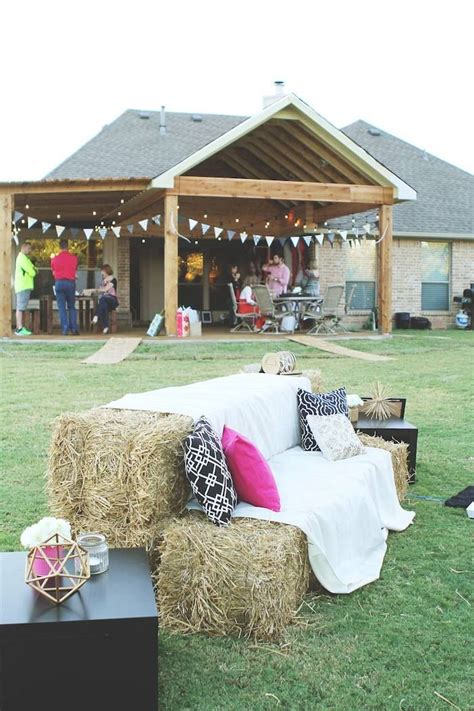 Ideas For Backyard Birthday by 1000 Ideas About Outdoor Birthday On