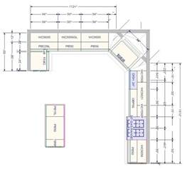 Kitchen Design Blueprints by Kitchen Design Plans Kitchen Decor Design Ideas