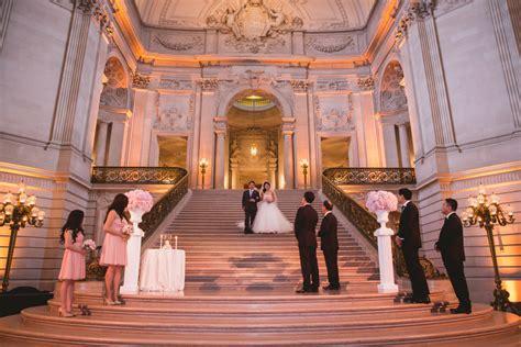wedding reception halls in san francisco ca napa valley and san francisco cith wedding