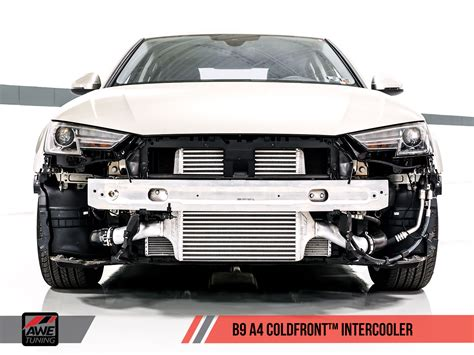 Audi A4 2 0 T Tuning by Audi B9 A4 2 0t Awe Tuning Coldfront Intercooler System