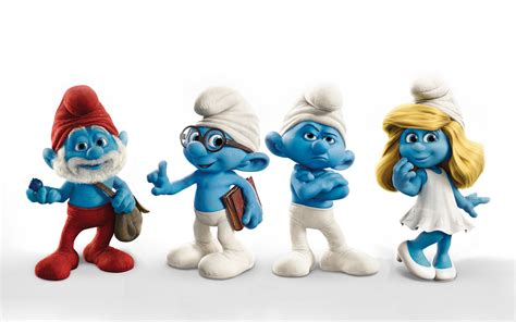 news the smurfs will get you chopping wood flying planes