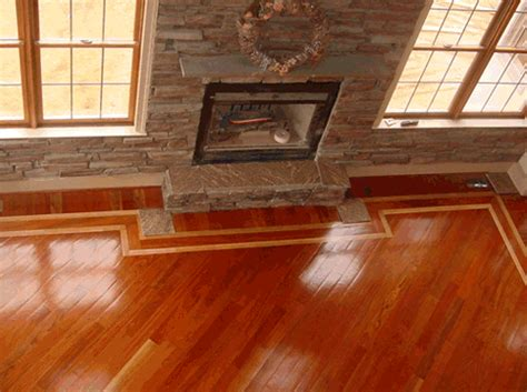 Wood Floor Patterns Ideas Bloombety Small Rustic Home Plans With Patio Small
