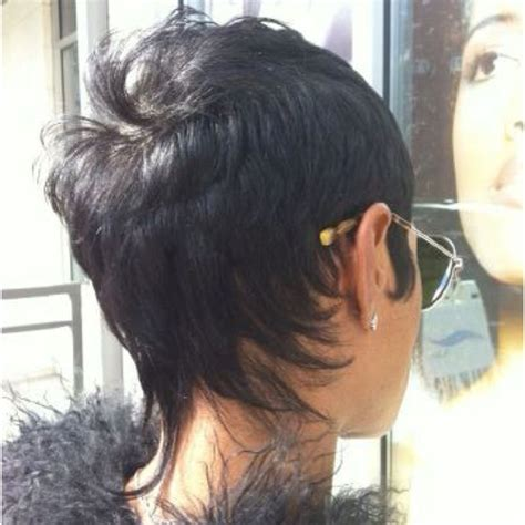 pixie haircuts front and back view of same short hairstyles for black women front and back view best