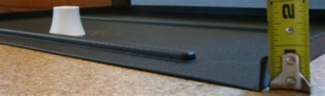 Dishwasher Floor Protector - dishwasher leak pan plus water leak detector