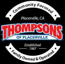 thompsons toyota placerville thompsons toyota new used car dealership serving