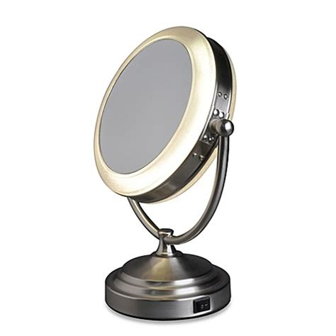 Plastic Vanity Mirror Buy Rialto 174 8x 1x Daylight Cosmetic Vanity Mirror From Bed