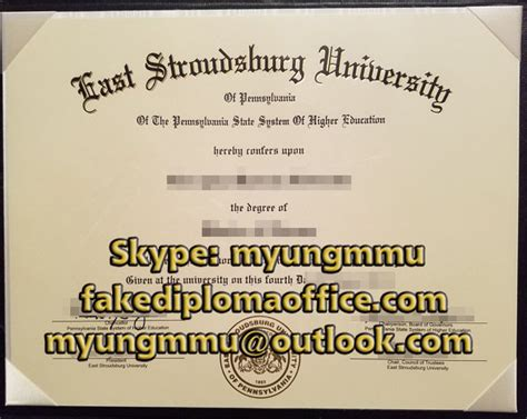 East Stroudsburg Mba by How To Buy East Stroudsburg Degree