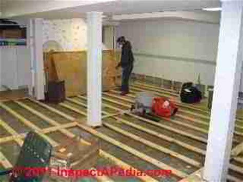 basement waterproofing foundation leaks building