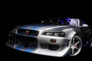 Nissan Skyline From Fast And Furious Fast And Furious Cars Wallpapers Wallpaper Cave
