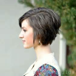 out grow a bob hair style and layer haircuts for women growing their hair out
