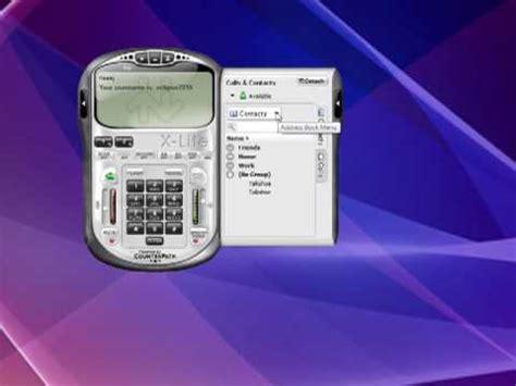 x lite tutorial configurando xlite contra un proveedor de telefonia ip