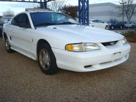 1995 ford mustang v6 1995 ford mustang v6 coupe data info and specs gtcarlot