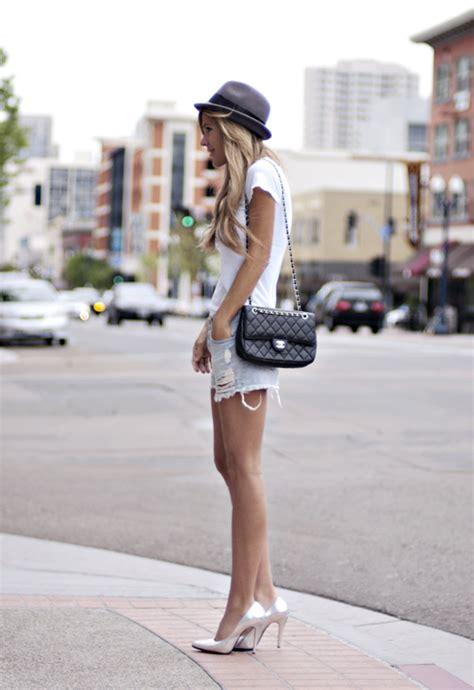 Sendal Fashion 16128 t shirt shorts bag shoes wheretoget