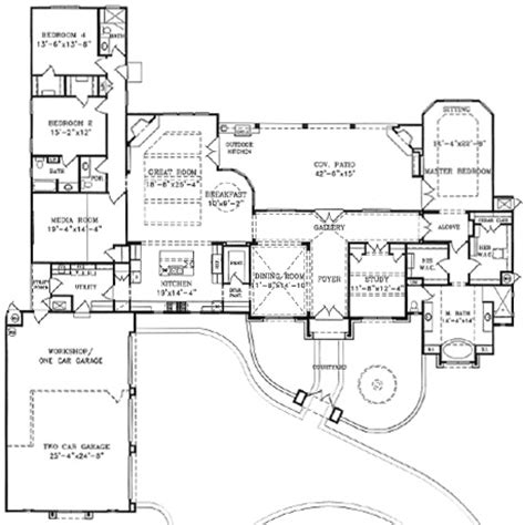 luxury home floor plans with photos floor plans custom home building remodeling and renovation photos in the hill country