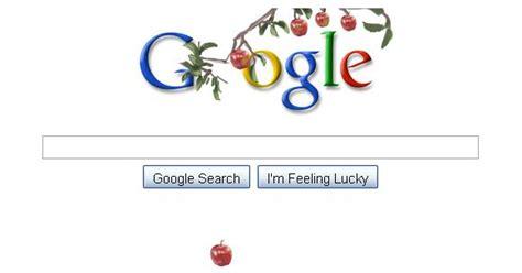doodle buah menggunakan javascript untuk animasi pada doodle