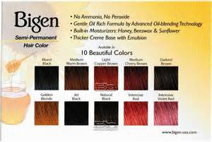 bigen color s curls product review bigen semi permanent hair
