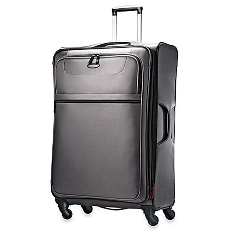 Samsonite Luggage Hyperspin 29 Inch Spinner Upright by Samsonite 174 Lift 29 Inch Upright Expandable Spinner In Charcoal Bed Bath Beyond