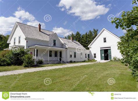 blue house derry nh robert frost stone home shaftsbury vt editorial photo cartoondealer com 53357879