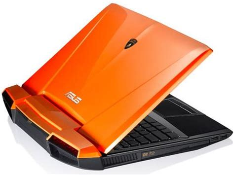 Lamborghini Laptop by Lamborghini Laptop From Asus Really Looks The Part