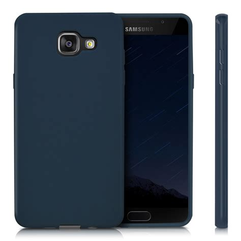 kwmobile tpu silicone cover mat for samsung galaxy a5 2016 soft silicon ebay