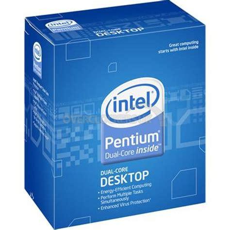 Processor Dual E5500 E5300 Lga 775 intel pentium dual e5300 quot lga775 2 quot 2 60ghz 800fs ocuk