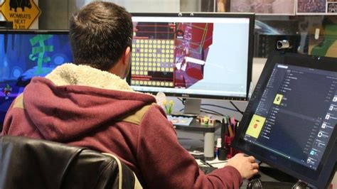 game design jobs uk this is how you can get a job in gaming bbc newsbeat