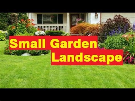 backyard landscape pics garden ideas small garden landscape pictures gallery youtube