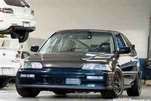 90 Honda Civic Si 1990 Honda Civic Si Darin Nishimura Honda Tuning Magazine