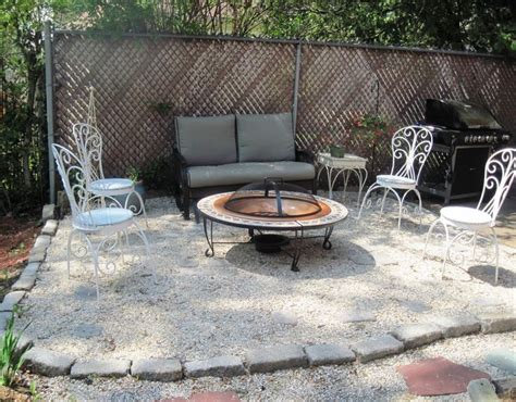 gravel patio designs best 25 gravel patio ideas on patio lighting
