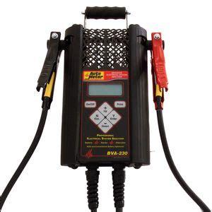 Auto Meter 120 Amp handheld electrical system analyzer BVA
