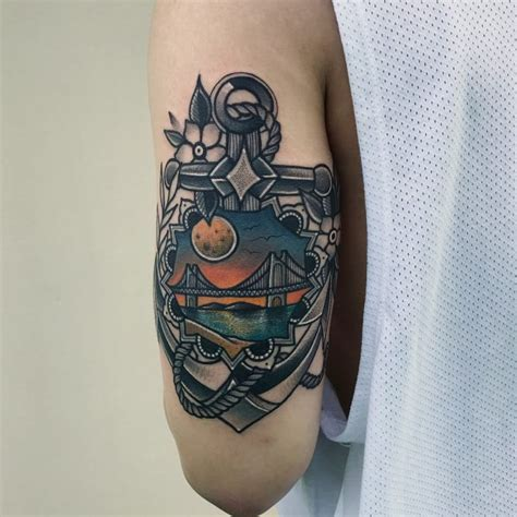 history tattoo placement 95 best anchor tattoo designs meanings love of the