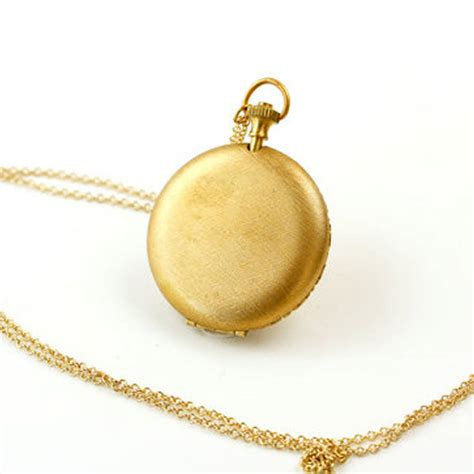 gold locket filigree pendant necklace by ruby