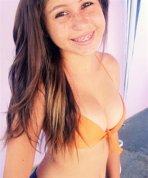 young teen girl face with braces girls with braces sexy women pinterest