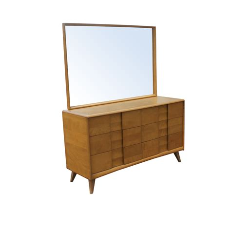 Wakefield Dresser by Heywood Wakefield Trophy Suite Dresser And Mirror Ebay