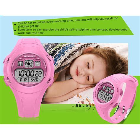 Jam Tangan Premium Sanda Sporty Anak Sd 331 sanda jam tangan sporty anak sd 331 black jakartanotebook